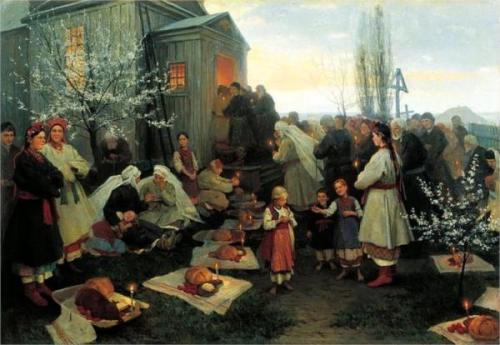 easter-morning-prayer-in-malorosia-1891