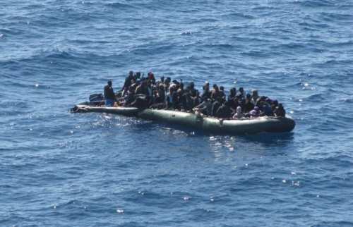 ITALY LAMPEDUSA MIGRATION